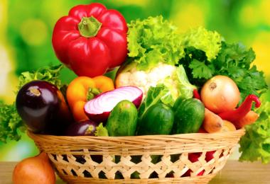 grønnsaksfat